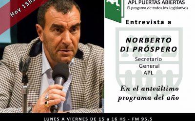 APL Puertas Abiertas. FM Concepto, 95.5