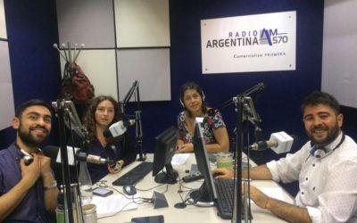 APl Puertas Abiertas. AM 570 Radio Argentina.