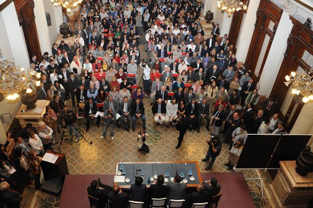 Jornada de Modernización Parlamentaria.