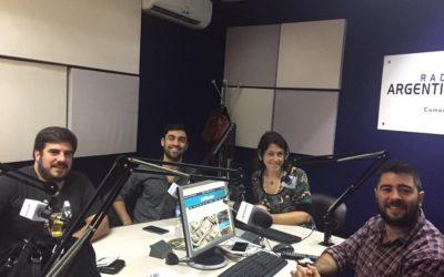 APL Puertas Abiertas. AM 570 Radio Argentina