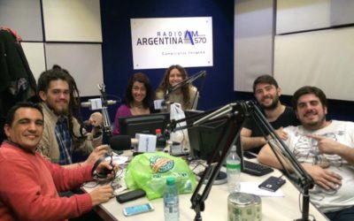 Puertas Abiertas Radio. AM 570 Radio Argentina.