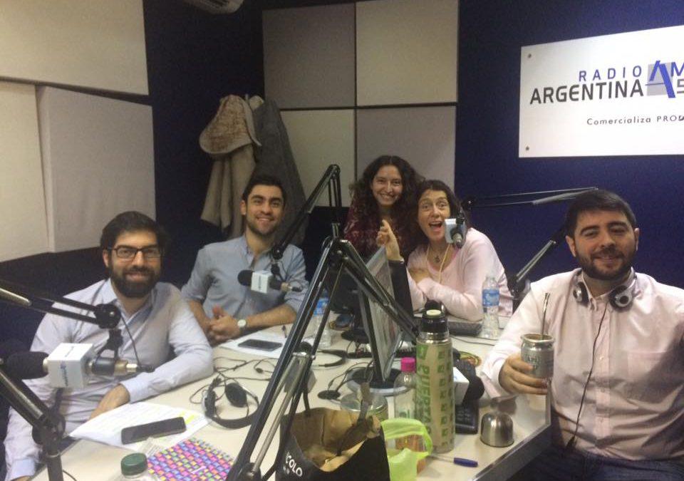 Puertas Abiertas Radio. AM570 Radio Argentina