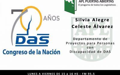 APL Puertas Abiertas. FM Concepto 95.5 en duplex con BCN Radio