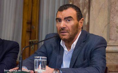 """Di Próspero en diálogo con """"Puertas Abiertas"""" exhortó a defender a las instituciones en medio de la crisis que vive el país"""