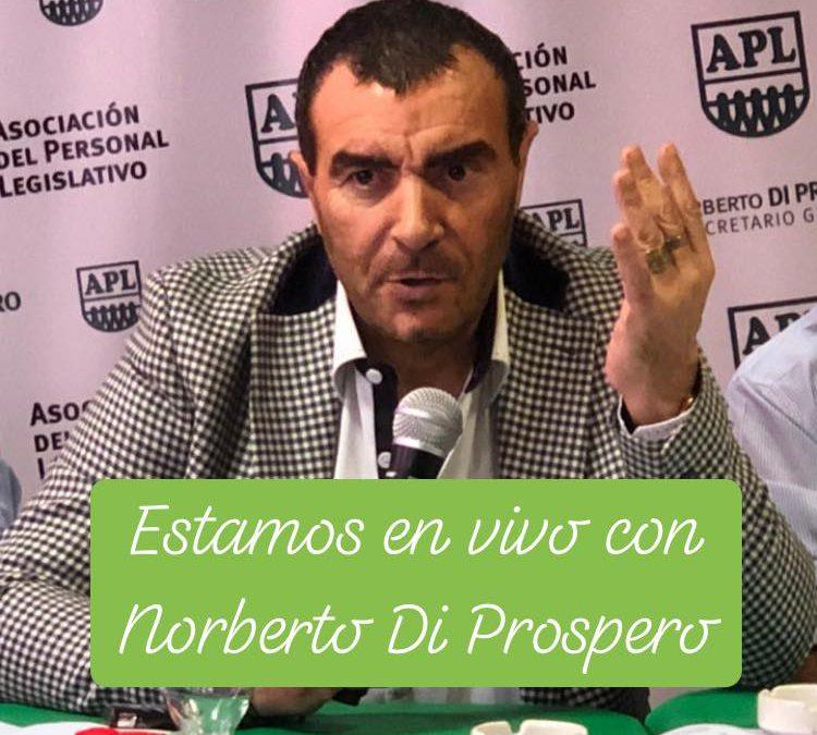 Norberto en APL Puertas Abiertas