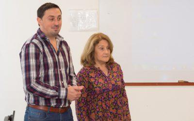 La secretaría de Capacitación y Educación para el Trabajo realizó junto al INCAP la jornada sobre Marketing Político y Campañas Electorales.