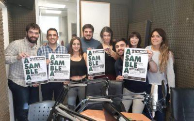 Norberto Di Próspero, desde la BCN Radio, invitó a los legislativos a participar de la asamblea de memoria y balance el  próximo 21 de mayo.
