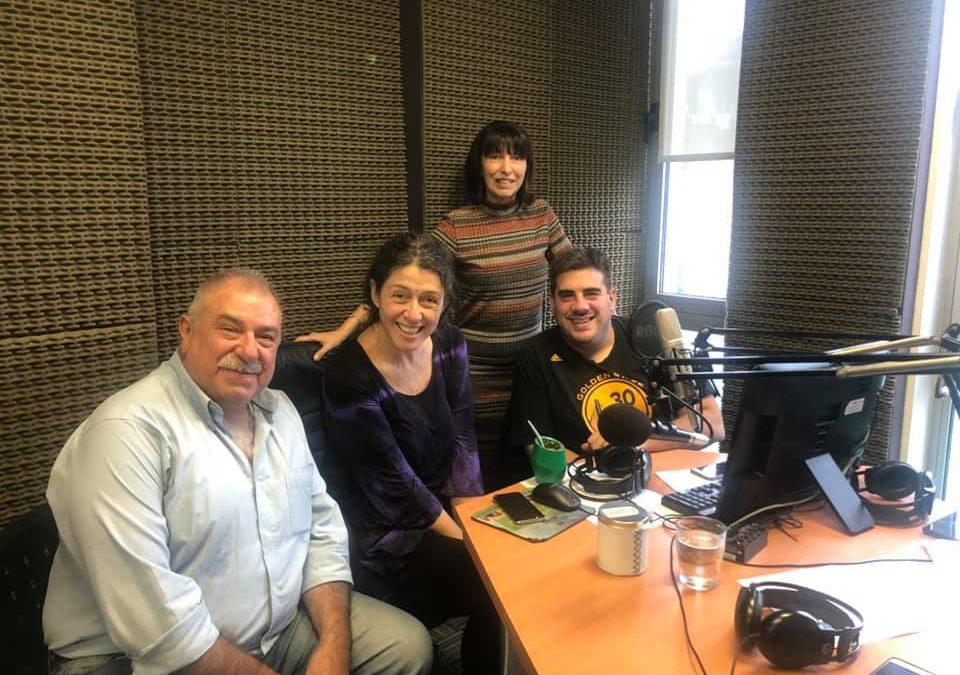 APL Puertas Abiertas. BCN  Radio.                           Programa emitido el 13 de junio de 2019.