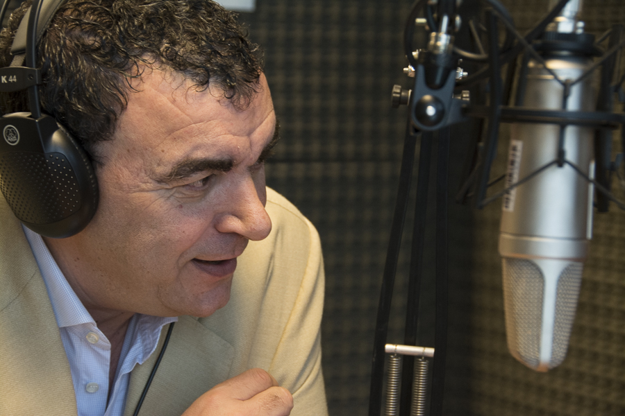"""Di Próspero: """"En Argentina estamos discutiendo paritarias, los trabajadores tenemos aumentos"""""""