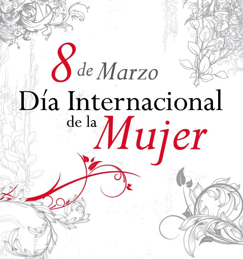 El Saludo en el día Internacional de la Mujer.