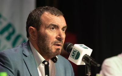 Di Próspero anunció que se presenta para su reelección al frente de APL.