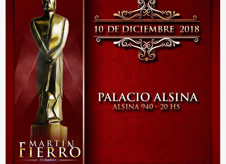 La mención en los premios Martín Fierro a la radio online de la BCN es  un orgullo para todos los legislativos.
