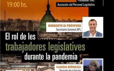 Videoconferencia con la Diputada Claudia Bernazza