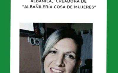 """""""ALBAÑILERIA: COSA DE MUJERES"""", SUMAN SEGUIDORXS EN LAS REDES Y PUERTAS ABIERTAS ENTREVISTÓ A SU CREADORA"""