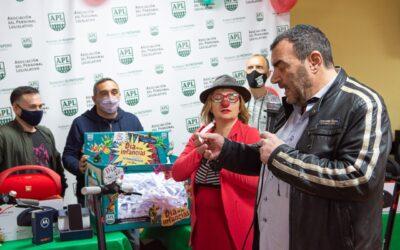 APL celebró el día de la niñez con un sorteo online de monopatines y productos electrónicos