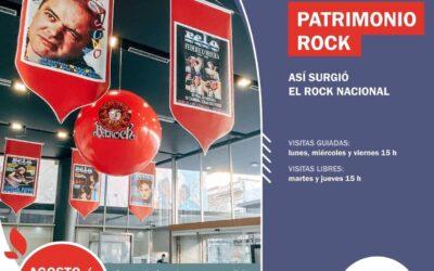 Rock Argentino en la Biblioteca del Congreso y en Puertas Abiertas.