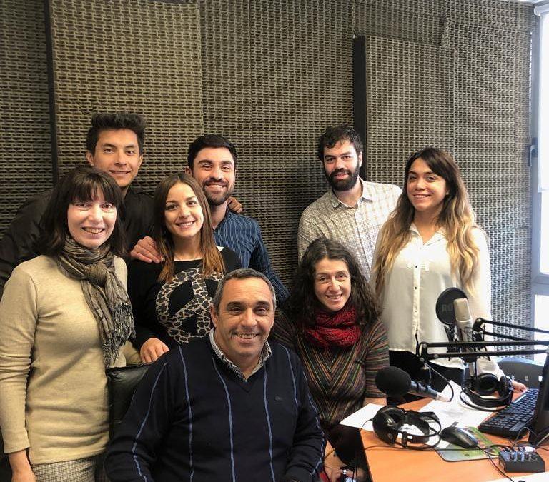 Fabián Zaccardi estuvo esta semana en el programa «Puertas Abiertas» por la BCN.