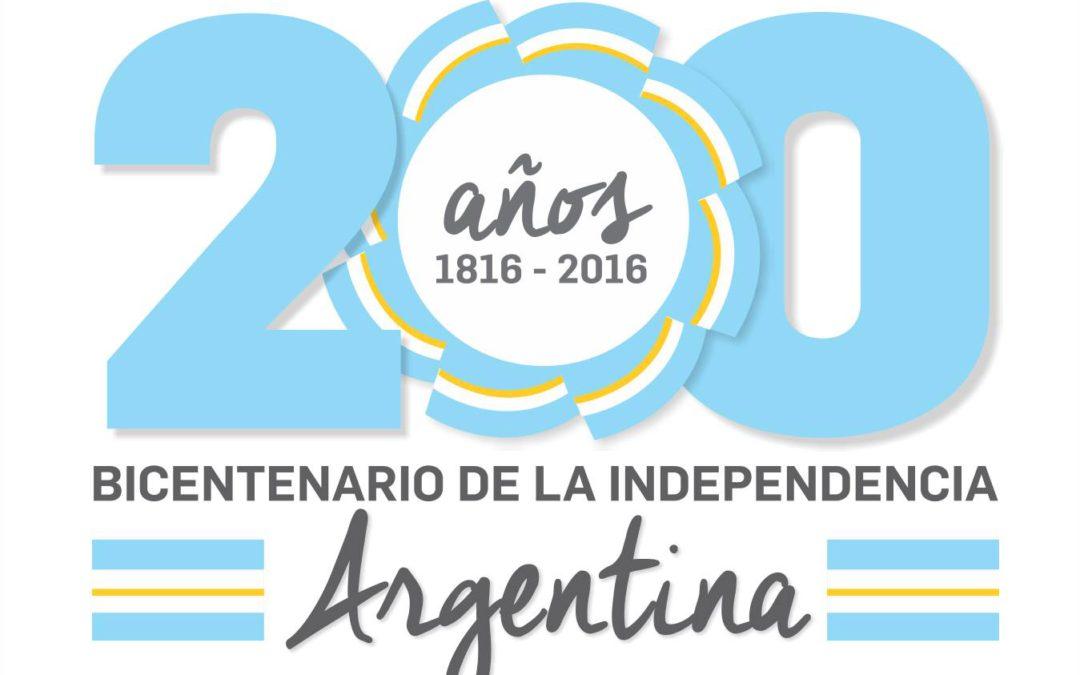 Bicentenario de la Independencia.