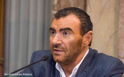 Norberto Di Próspero habló con Puertas Abiertas sobre la realidad nacional y de los trabajadores legislativos.