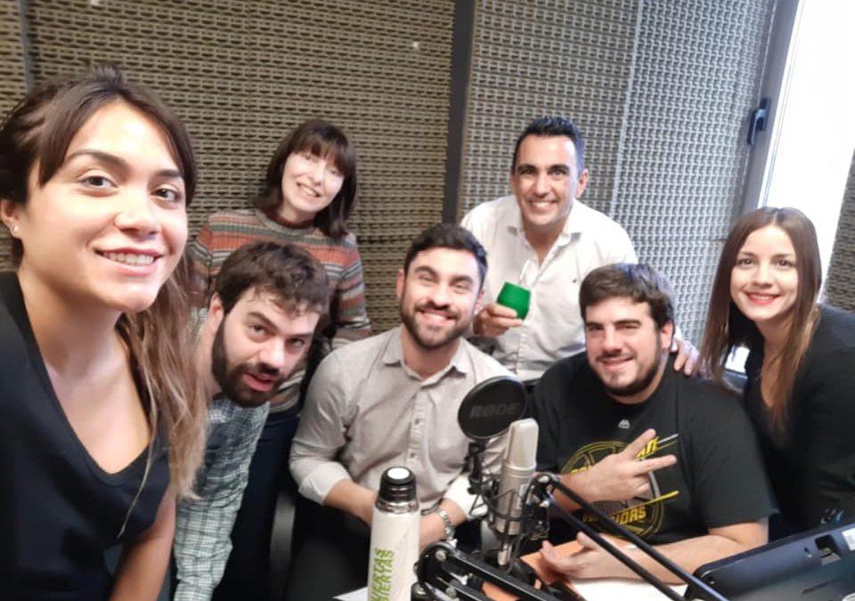 APL Puertas Abiertas – Por BCN Radio.