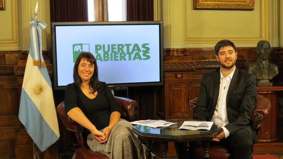 La Biblioteca, por Puertas Abiertas TV